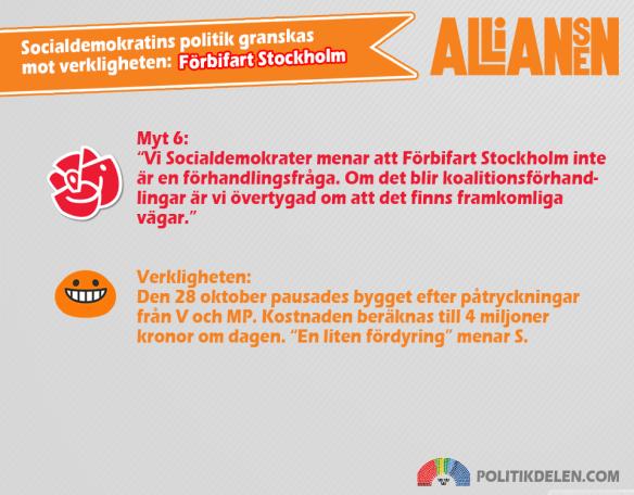Socialdemokratins myter 6 Förbifarten